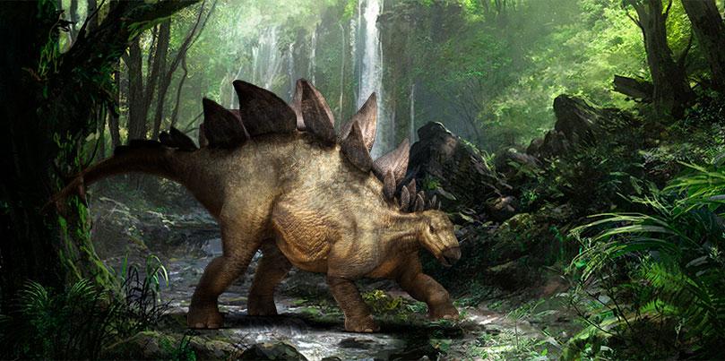 Los dinosaurios del periodo Jurásico