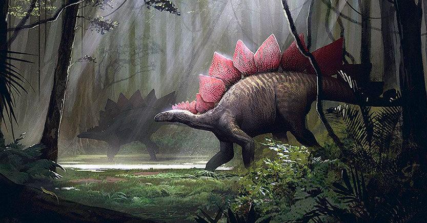 Dinosaurios Ornitisquios (Ornithischia) Cadera de ave