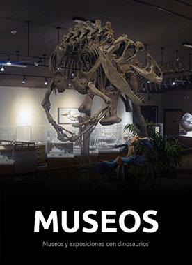 Museos con dinosaurios