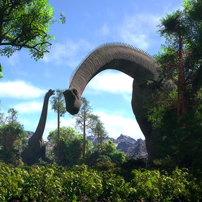 brachiosaurus altithorax