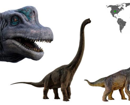 brachiosaurus braquiosaurio