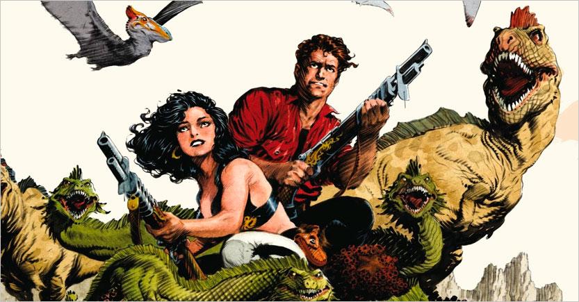 cadillacs y dinosaurios cronicas de la era xenozoica