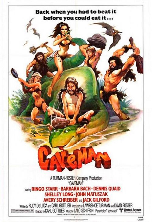 cavernicola caveman 1981