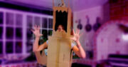 como hacer dinosaurios de carton