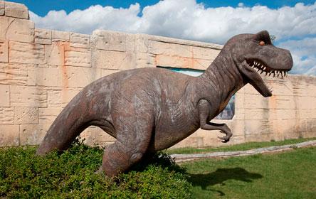 dinosaurios en galve teruel