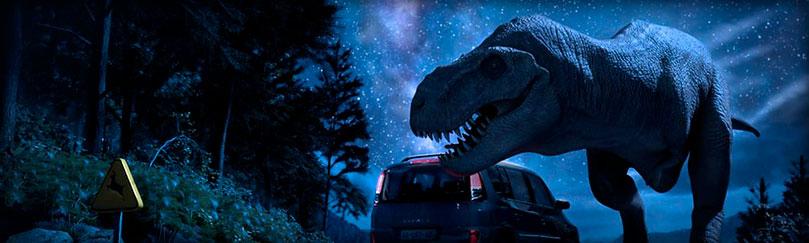 dinosaurios en la Ciencia ficción
