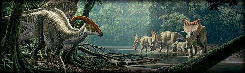 Dinosaurios herbívoros