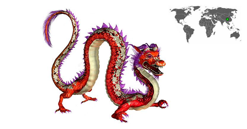 el dragon chino o dragon oriental los dragones en el antiguo oriente