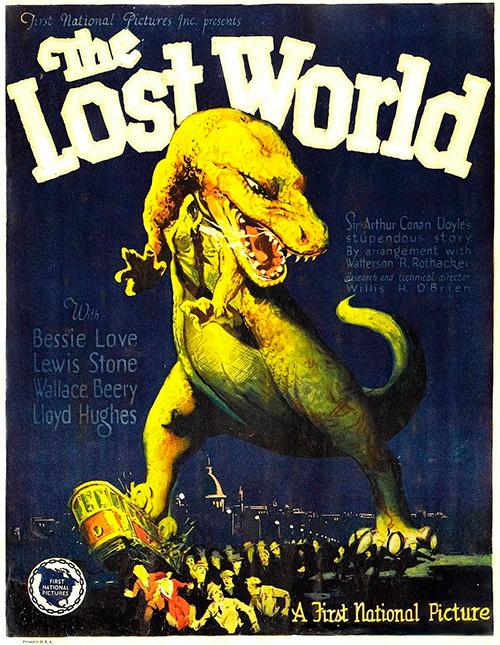 el mundo perdido the lost world 1925
