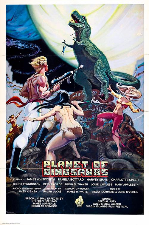 el planeta de los dinosaurios planet of dinosaurs 1977