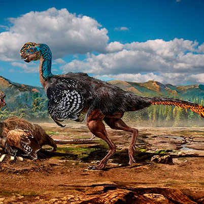 Géneros de dinosaurios Omnívoros