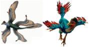 ¿Indica el genoma de las aves que sí evolucionaron de los dinosaurios?