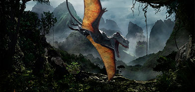 El tercer periodo de la era Mesozoica es el Jurásico
