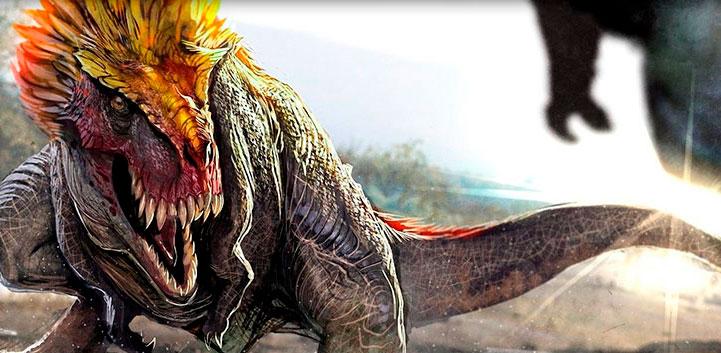 Los dragones son dinosaurios: