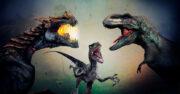 ¿Los dragones son dinosaurios?