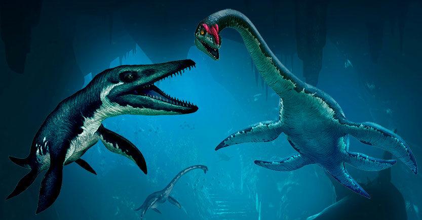 los monstruos de las profundidades criaturas marinas prehistoricas