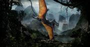 Los reptiles voladores del Triásico Superior