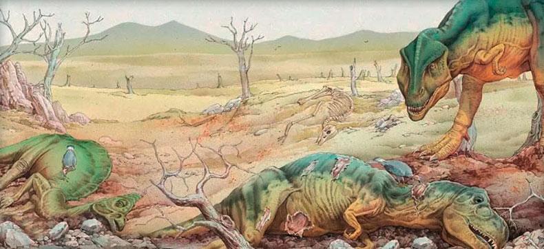 Muerte por enfermedades / Teoría de una epidemia mortal
