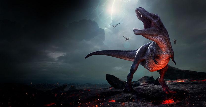 Teorías sobre la extinción masiva