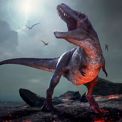 Teorías y extravagancias sobre la extinción de los dinosaurios