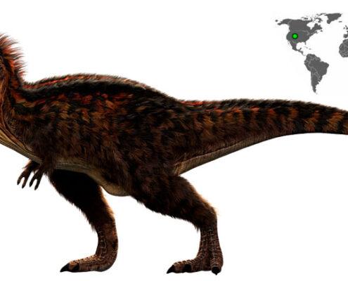 tyrannosaurus rex tiranosaurio