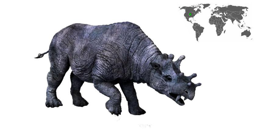 uintatherium