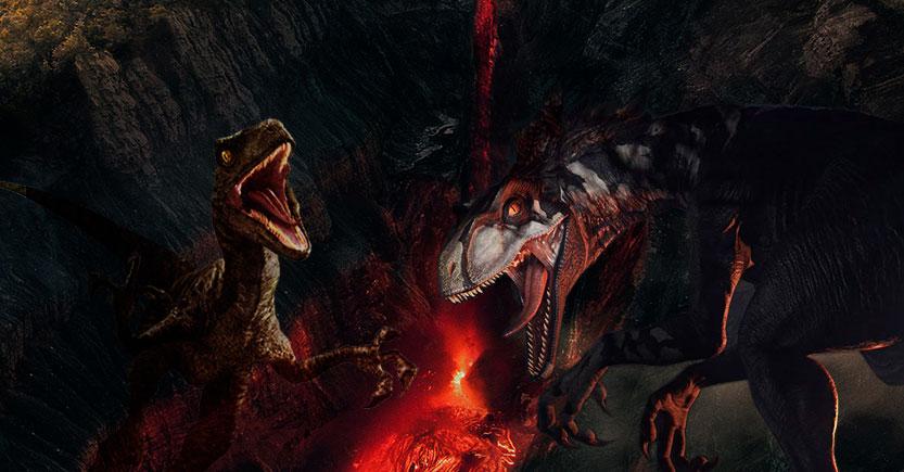 El velociraptor es uno de los dinosaurios del período Cretáceo